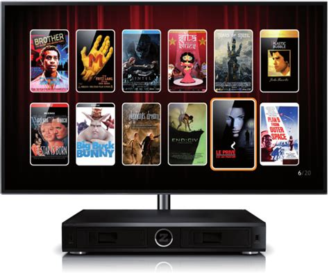 Zappiti Player 4K Duo UHD Media Player Supports Two 3