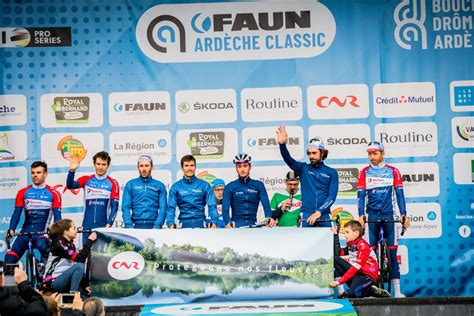 Faun-Ardèche Classic | Team Total Direct Energie Pro Cycling