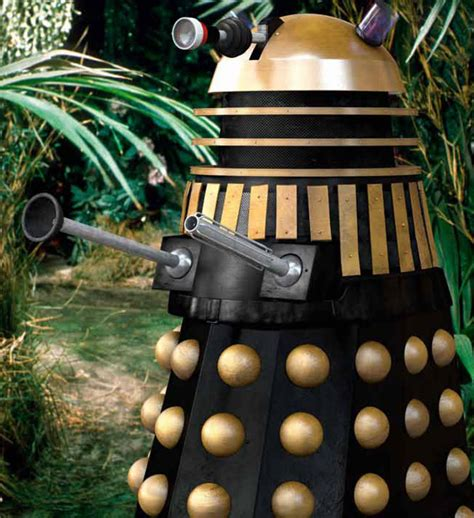 Complete list of Every Doctor Who Dalek #47 - Hero Collector