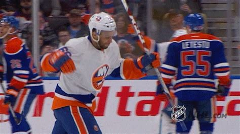 New York Islanders Fist Pump GIF by NHL - Find & Share on