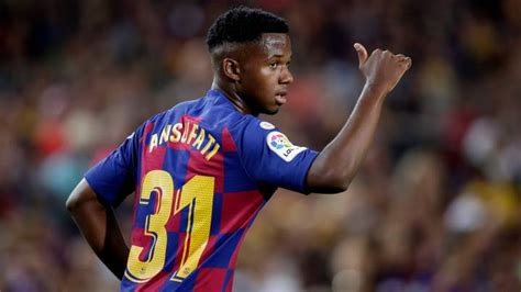 Teenager Fati Makes History As Barcelona Knock Inter Out