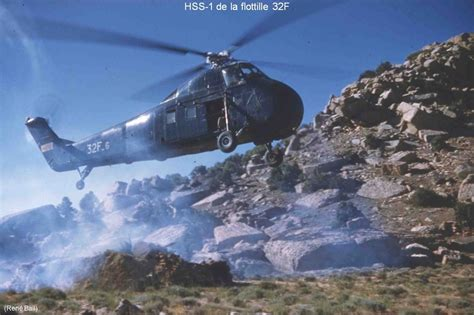 French SIKORSKY H34 - Algerian war, pin by Paolo Marzioli