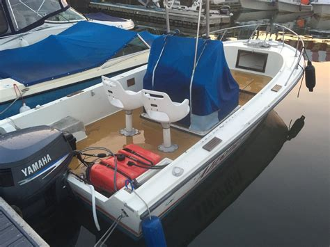 1975 Classic Mako 19 - The Hull Truth - Boating and