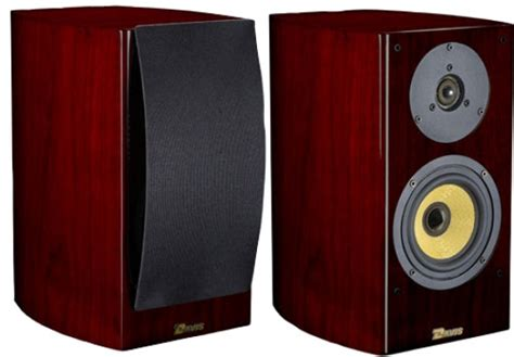 Bookshelf speakers Davis Acoustics Olympia One review and test