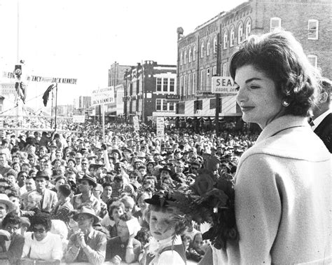 JFK at the International Rice Festival - Country Roads