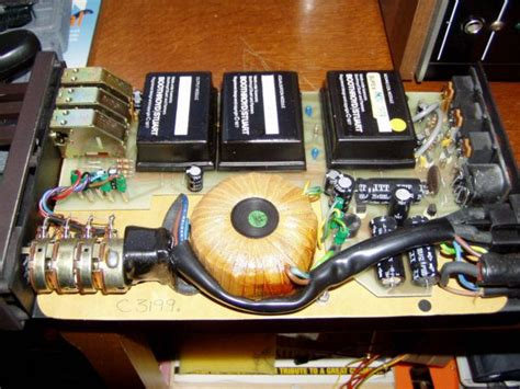 Power supply upgrade   Meridian - Systems   The