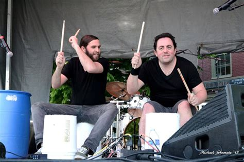 Funny and drummy: rePercussion Band to perform at VUJC