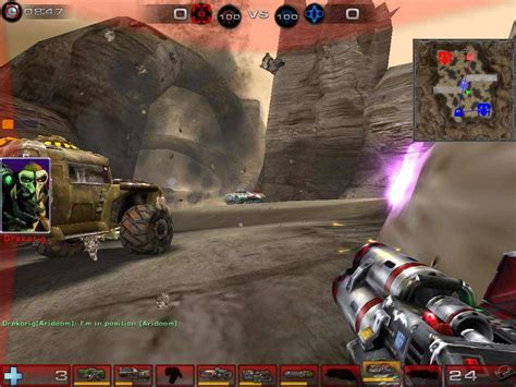 Unreal Tournament 2004 Download Free Full Game   Speed-New