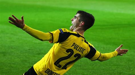 Christian Pulisic's Goal Celebration Could Use Some Work