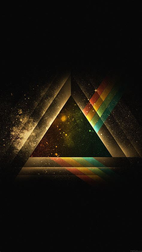 ac07-wallpaper-triangle-art-rainbow-illust-graphic - Papers