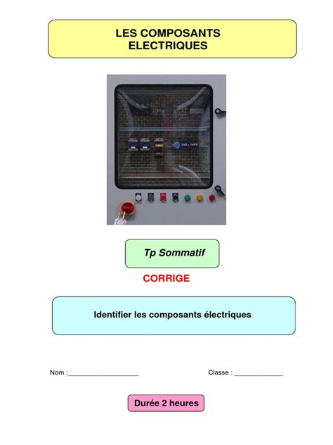 06 Exercice Synthese Corrige
