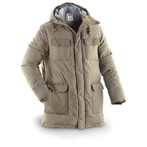 Levi's® Long Down Parka - 300224, Insulated Jackets