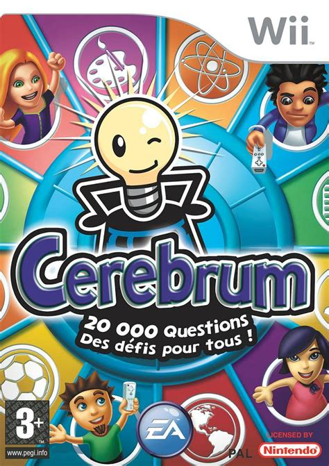 Télécharger Cerebrum Wii ISO FRENCH