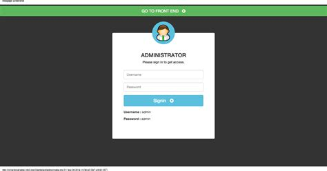 User Login Register and User Management by ajay138