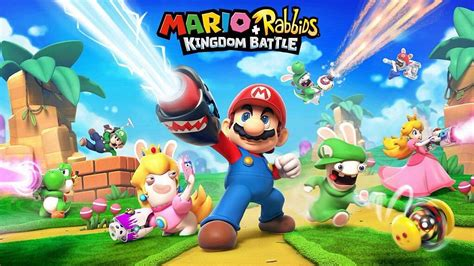 Leaked artwork and details for Mario + Rabbids Kingdom