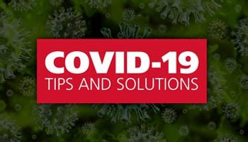COVID-19 Tips and Solutions: How Identiv Can Help You Stay