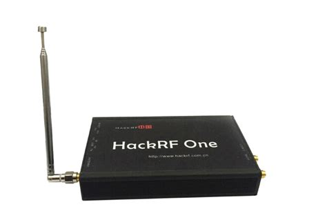 HackRF One Software Defined Radio RTL SDR 1 MHz to 6 GHz