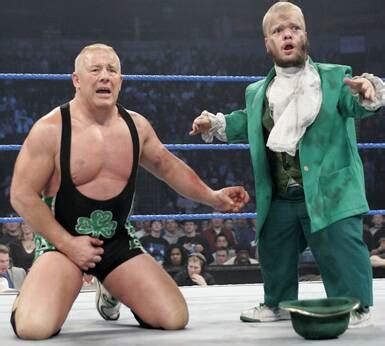 Finlay et Hornswoggle