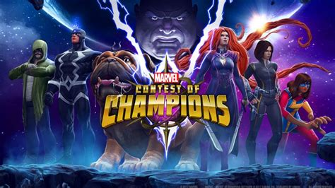 Marvel Contest of Champions MOD APK {Unlimited Gold