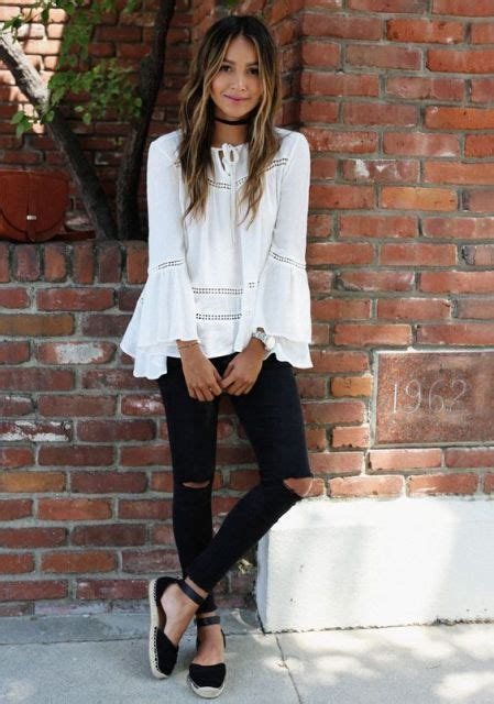 22 Fashionable Outfits With Espadrilles - Styleoholic