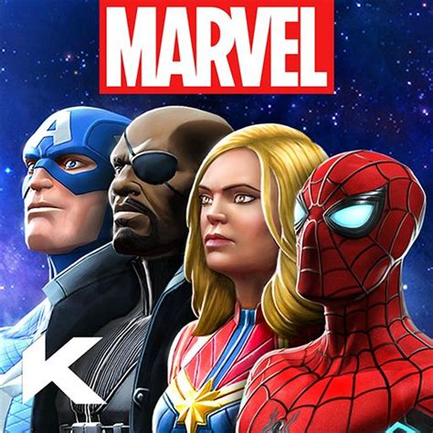 Marvel Contest Of Champions Mod Apk (Unlimited Units) For