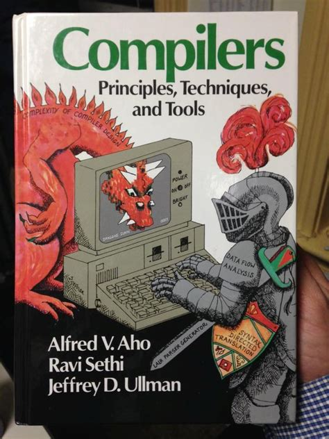 Dragon Book Table of Contents