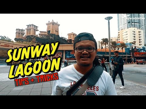 Sunway Lagoon Theme Park Admission Tickets GIVEAWAY « Home