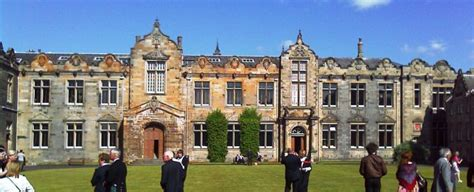 University of St Andrews: Courses, Costs and Application