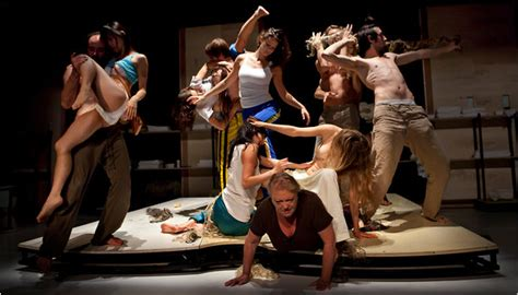 Jan Lauwers and Needcompany in Dance-Theater at BAM - The