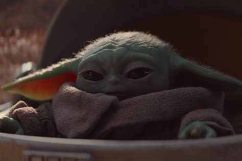 Baby Yoda Merchandise From The Mandalorian Will Arrive in