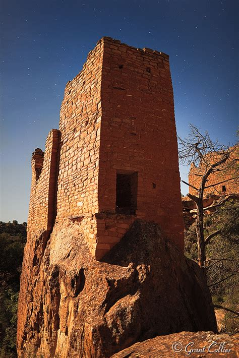 Hovenweep National Monument, Holly Group, Anasazi ruins