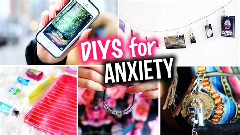 Dealing with Anxiety: DIY Room Decor, Accessories & Tips