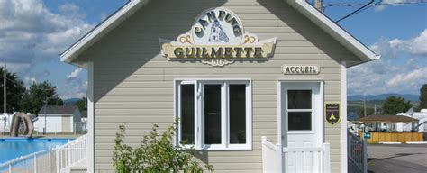 Camping Guilmette - Campground to Beaumont - Bellechasse