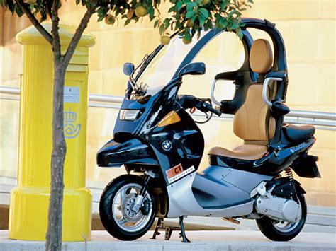 Scooter bmw 125cc - scoooter gt