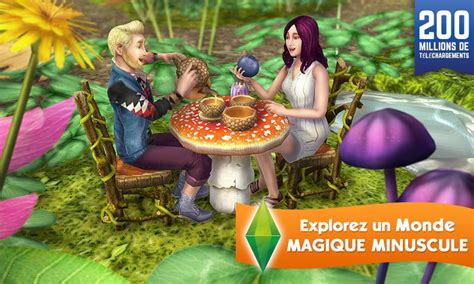 Les Sims™ FreePlay – Applications Android sur Google Play