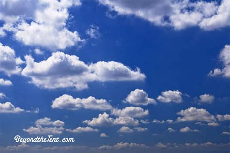 Predicting the Weather with Clouds - Beyond The Tent