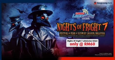 Promotions | Enjoy savings for entry to Nights Of Fright 7