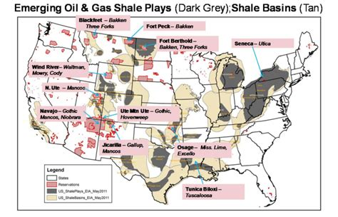 Indian Lands And Fossil Fuels: North Dakota, Colorado