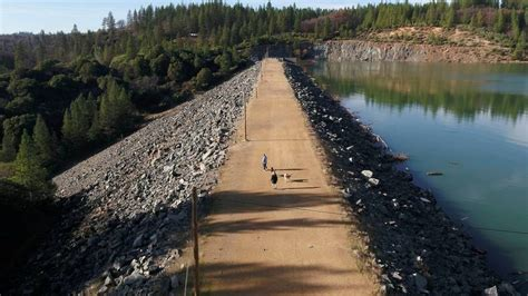 Map   Inspection reports for important California dams