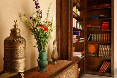 Travel and Vacation Abodes: Riad Kniza in Morocco